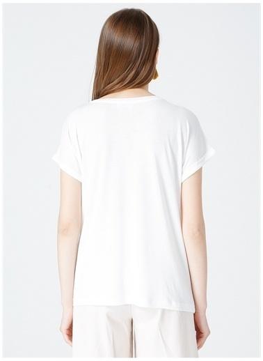 NetWork Network T-Shirt Ekru